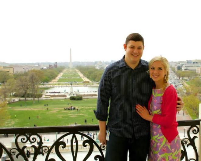Matt Wolking in Washington DC