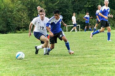 Patrick Henry College men's soccer