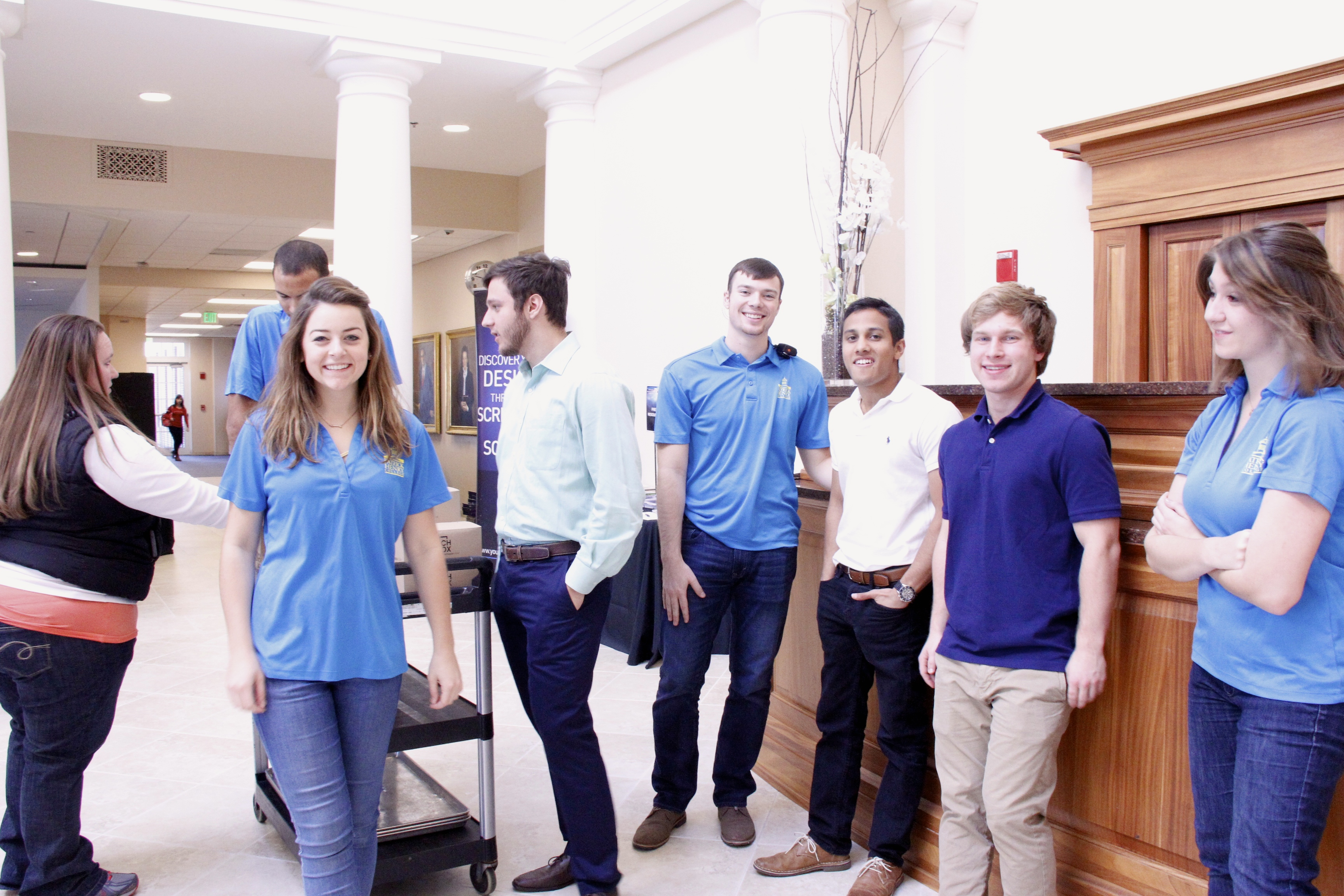 Unlocking the Mysteries of Genesis Patrick Henry College students