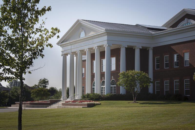 Patrick Henry College Barbara Hodel Center