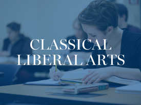 Classical Liberal Arts Major | Patrick Henry College