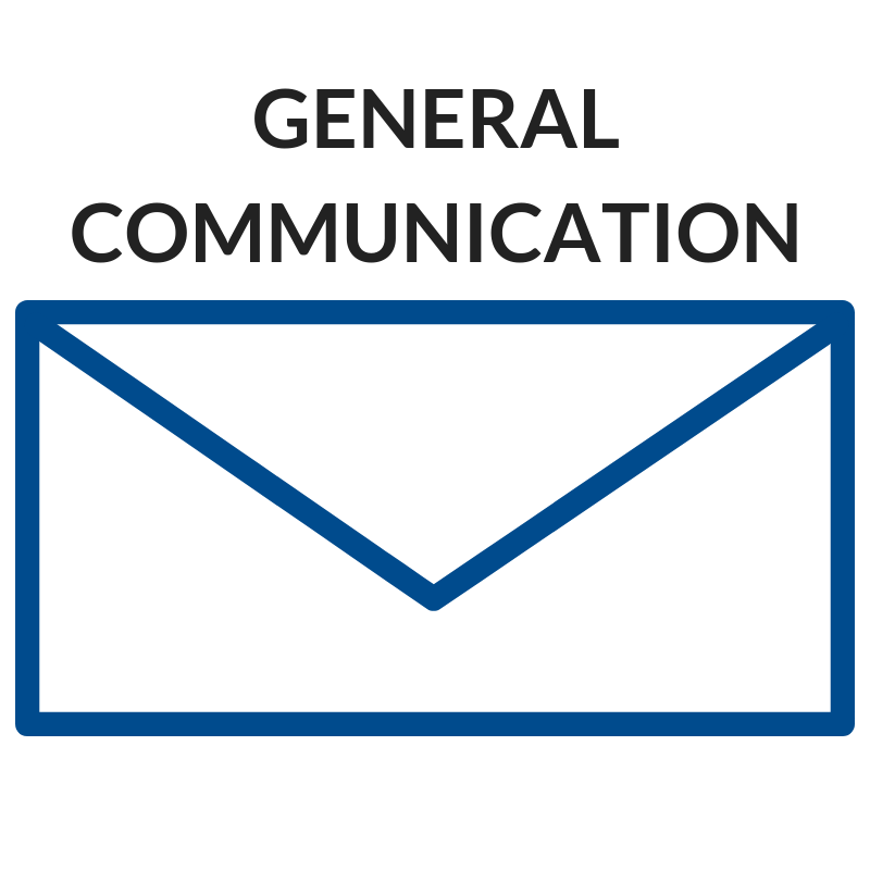 General Communication Email