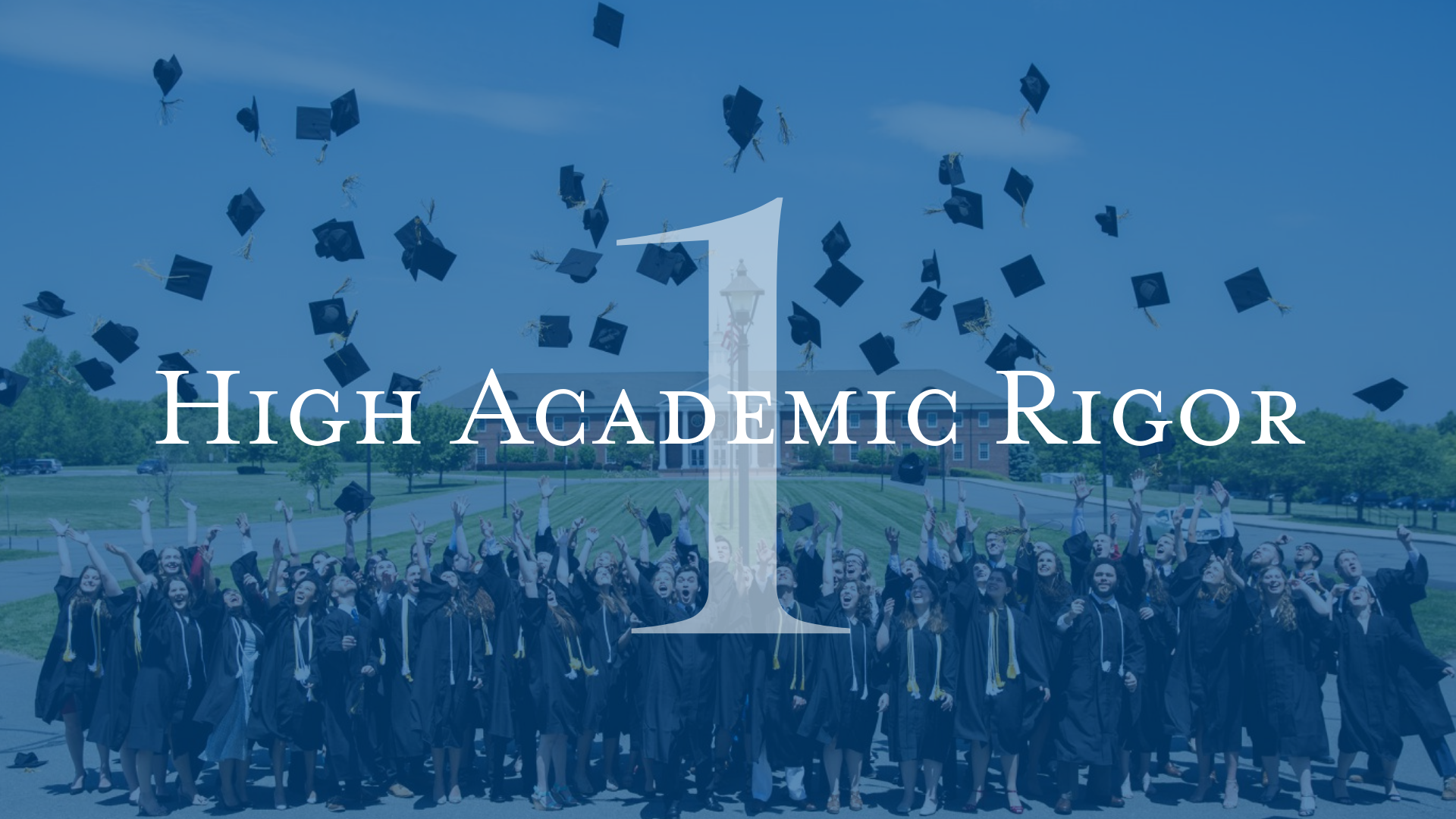 High Academic Rigor Patrick Henry College