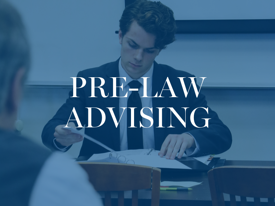 Pre-Law Advising | Patrick Henry College