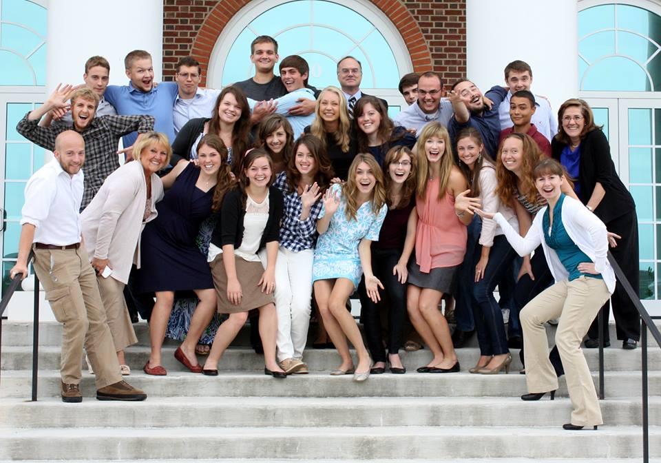 Patrick Henry College residence life team