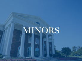Minors | Patrick Henry College