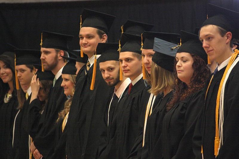 Patrick Henry College graduation