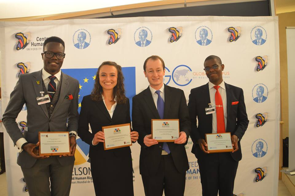 Patrick Henry College Nelson Mandela World Human Rights Moot Court Competition