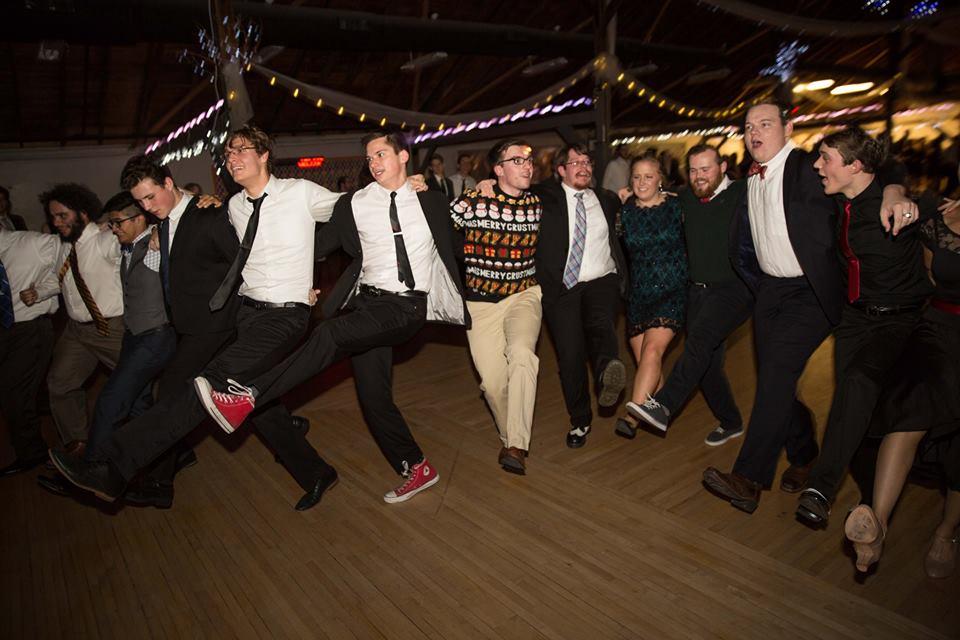 Patrick Henry College Christmas Ball