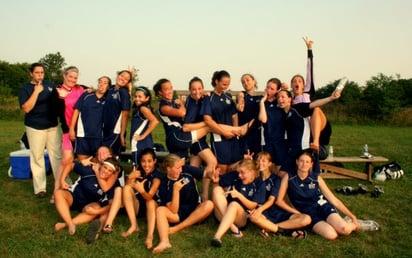 PHC soccer team '07