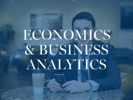 Economics & Business Analytics | Patrick Henry College