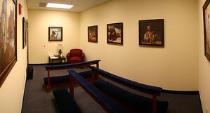 BHC Prayer Chapel | Patrick Henry College