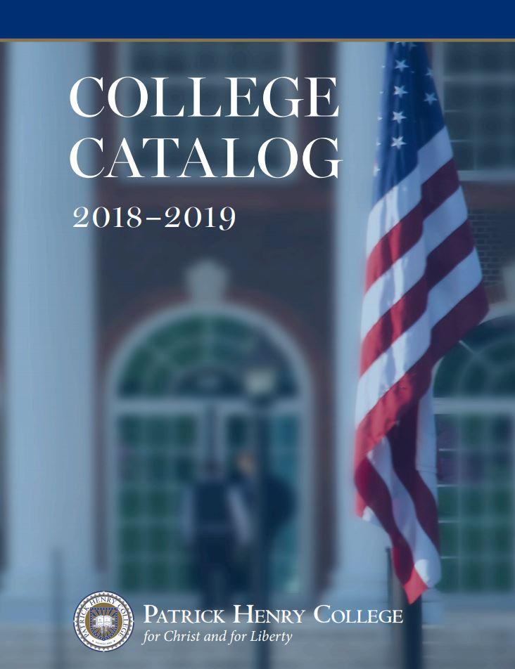 20182019 Catalog Cover