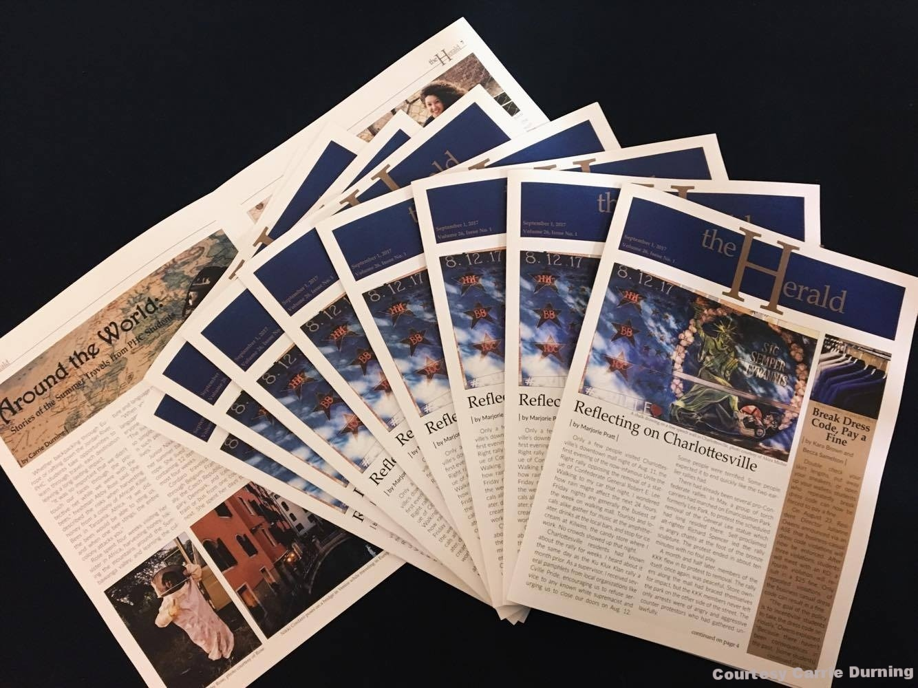 PHC student publication The Herald