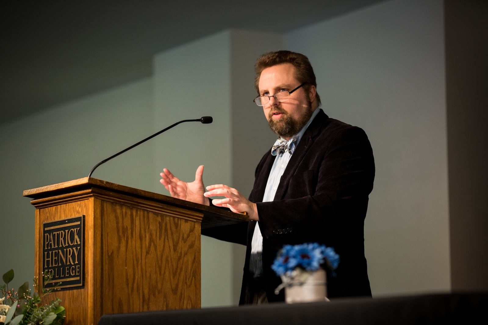 Patrick Henry College Faith & Reason lecture