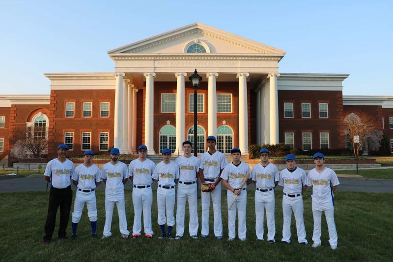 PHC's baseball club