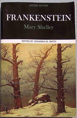 Frankenstein Mary Shelley image courtesy flickr user Chris Drumm