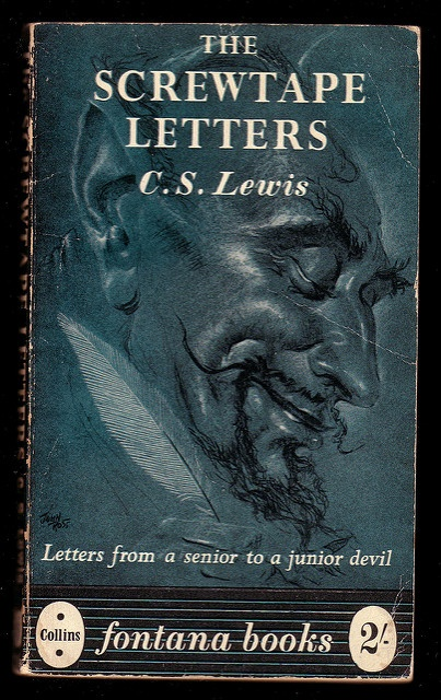 The Screwtape Letters C.S. Lewis image courtesy flickr user DaveBleasdale