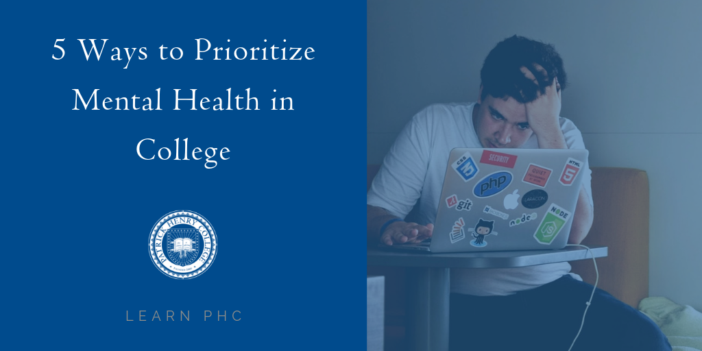 5 Ways to Prioritize Mental Health