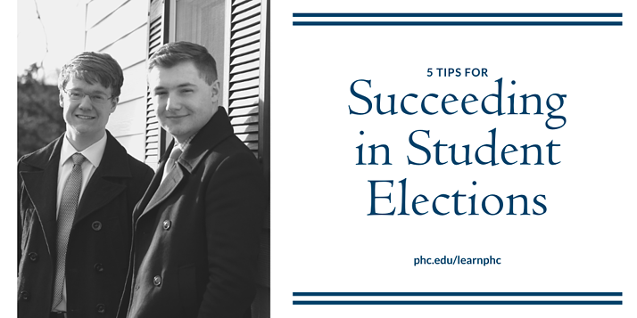 Succeeding in Student Elections