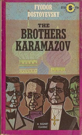 The Brothers Karamazov Fyodor Dostoyevsky