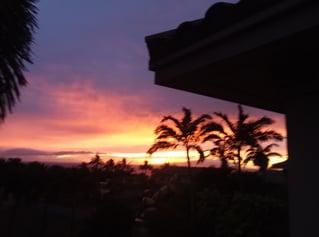 Sunrise Horizon Hawaii