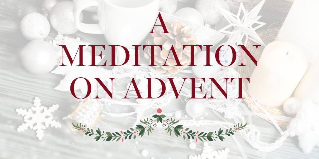 A meditation on advent