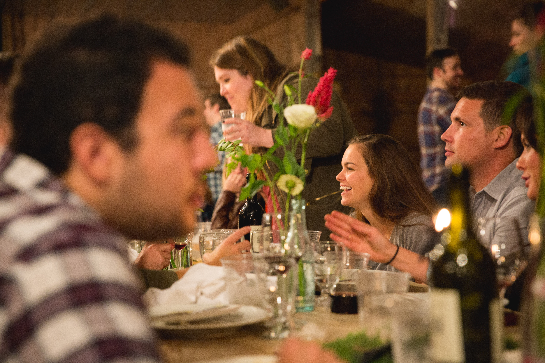 Patrick Henry College Homecoming 2016 alumni dinner