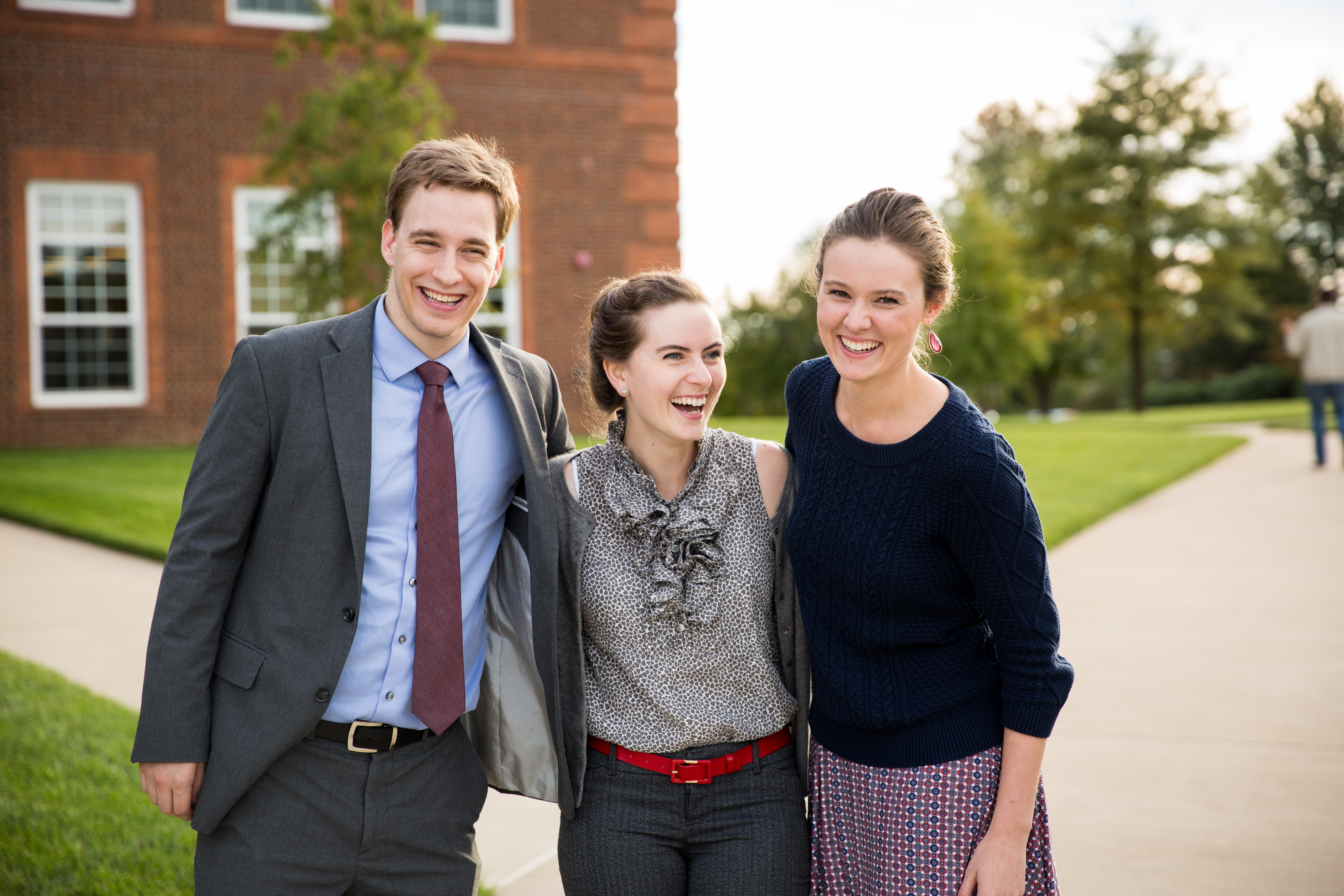Admission Counselors