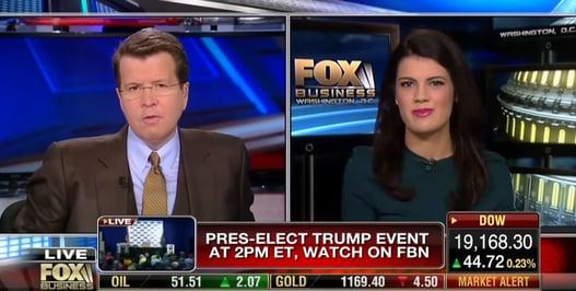 Patrick Henry College (PHC) alumna Bre Payton on Fox News