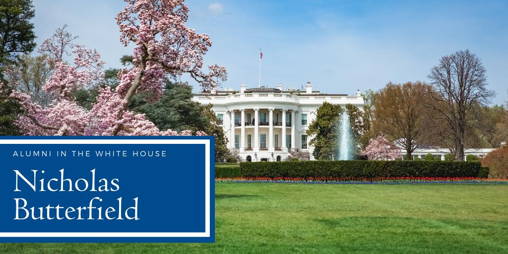 Alumni in the White House