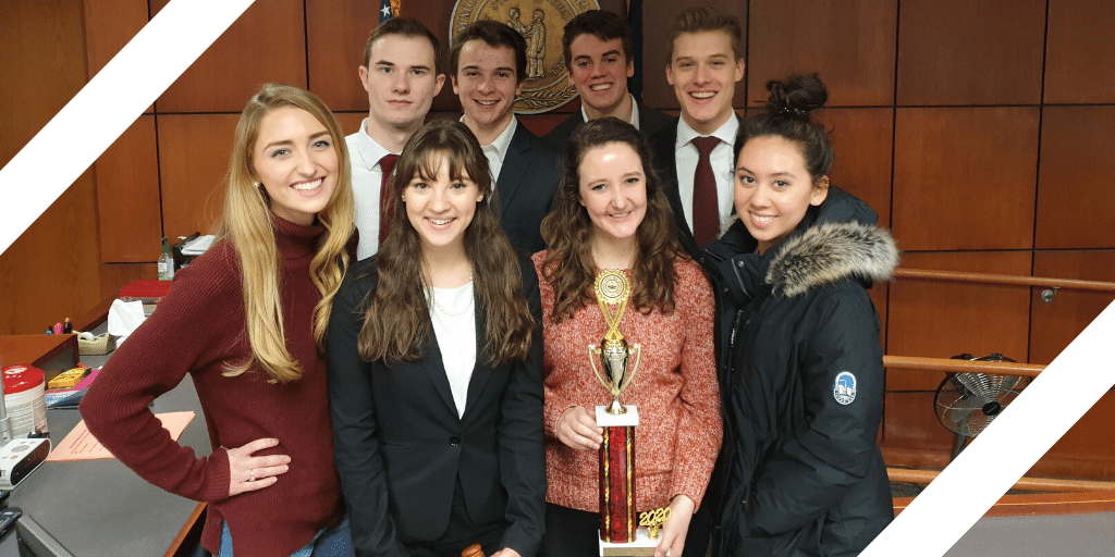 Mock Trial PHC Team