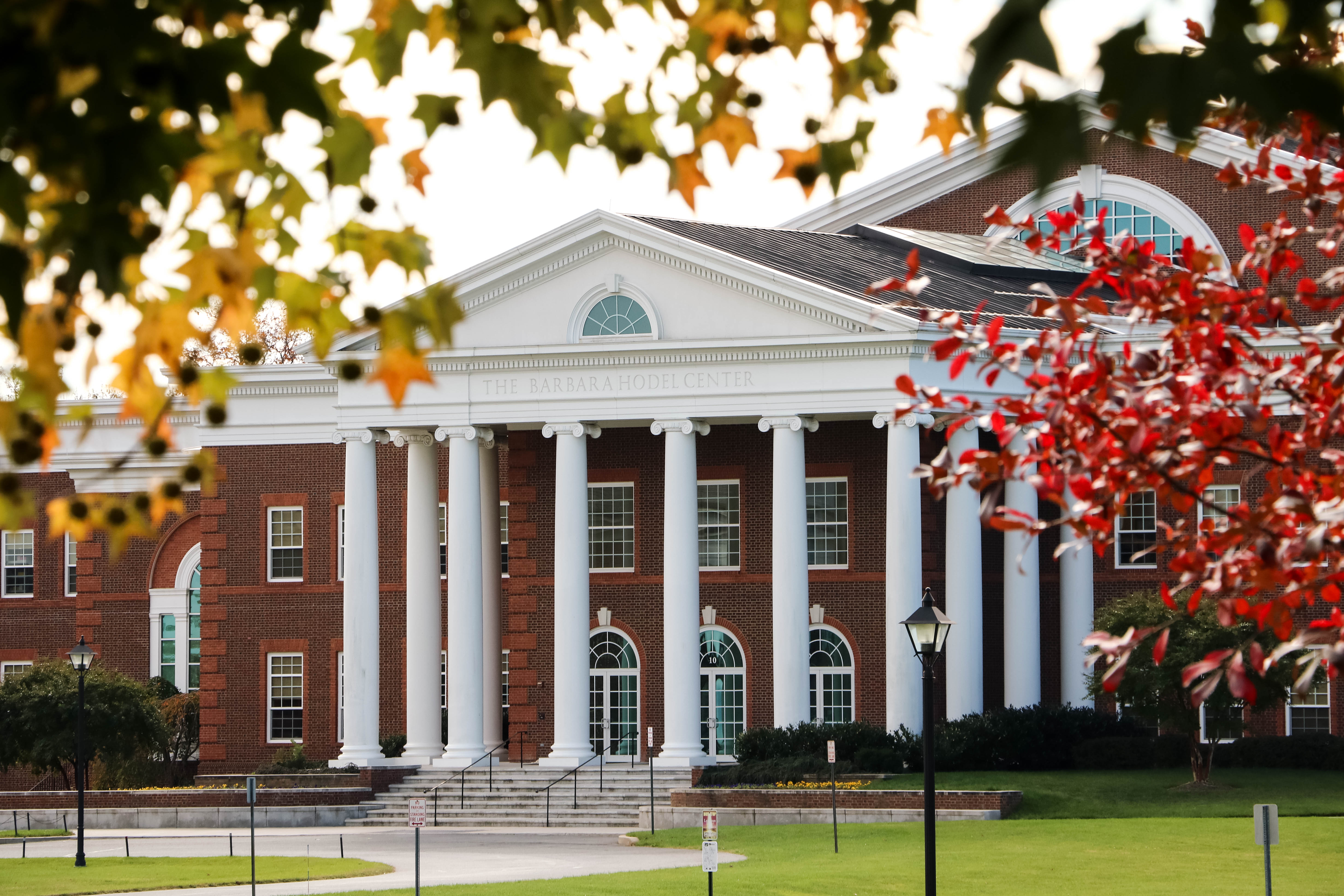 Patrick Henry College BHC in the Fall