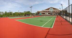 BHC Tennis Courts | Patrick Henry College
