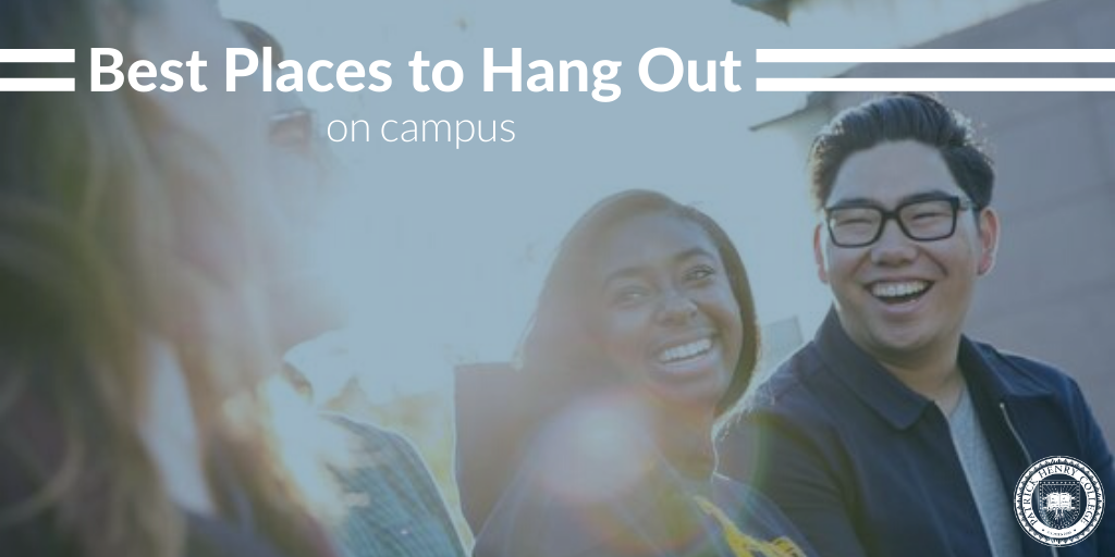 Best PLaces to Hang-out on Campus-1