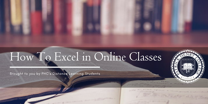 Online Classes Advice from DL Students