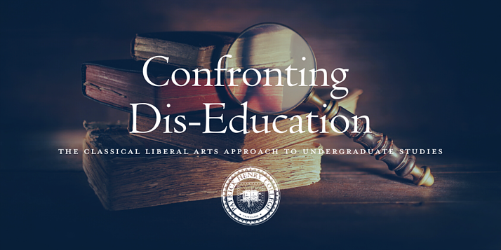 Confronting Dis-Education