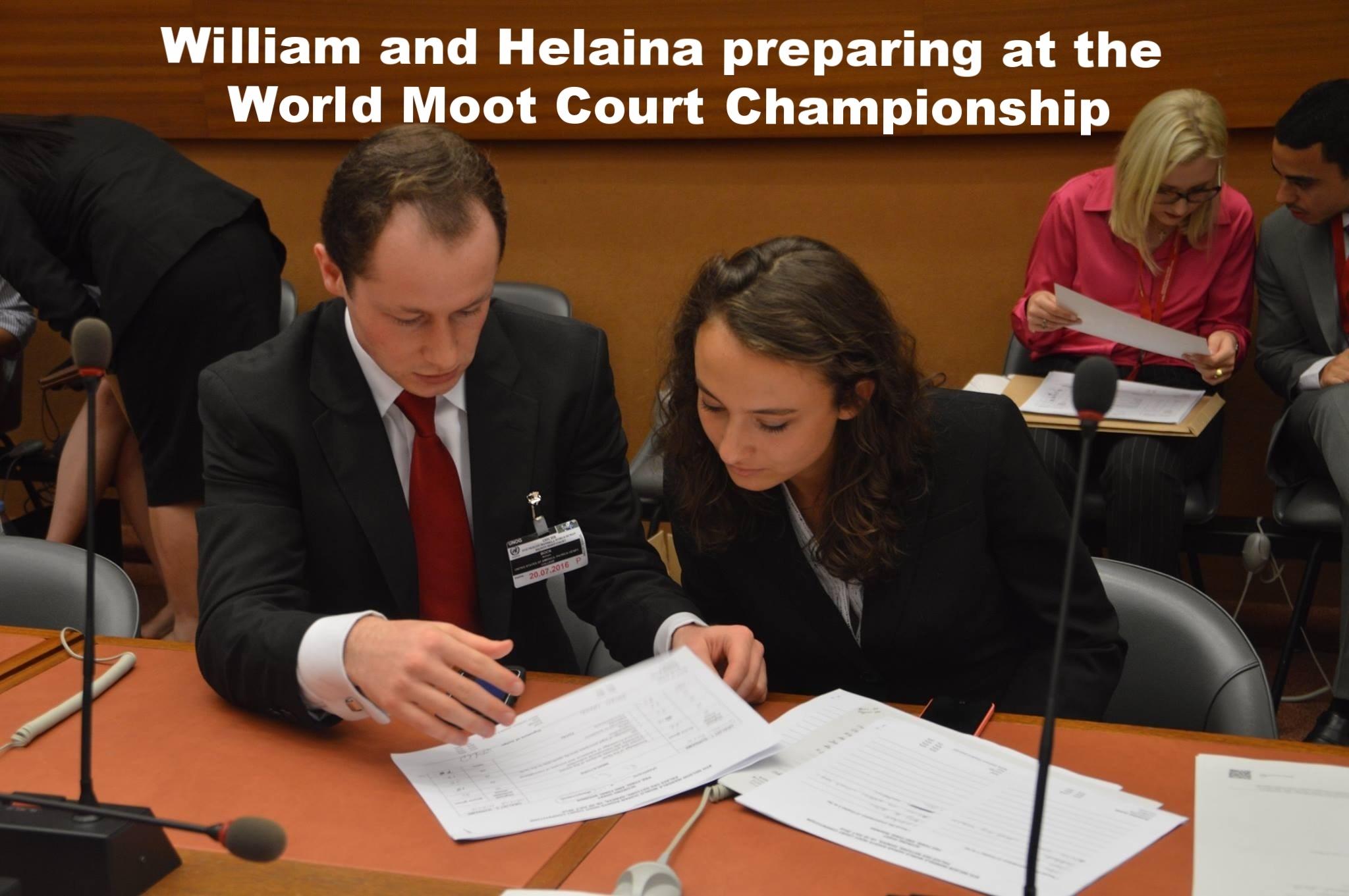 William and Helaina