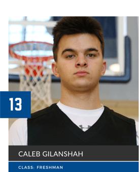 Caleb Gilanshah
