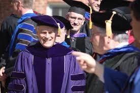 Dr. David Aikman at Patrick Henry College (PHC)