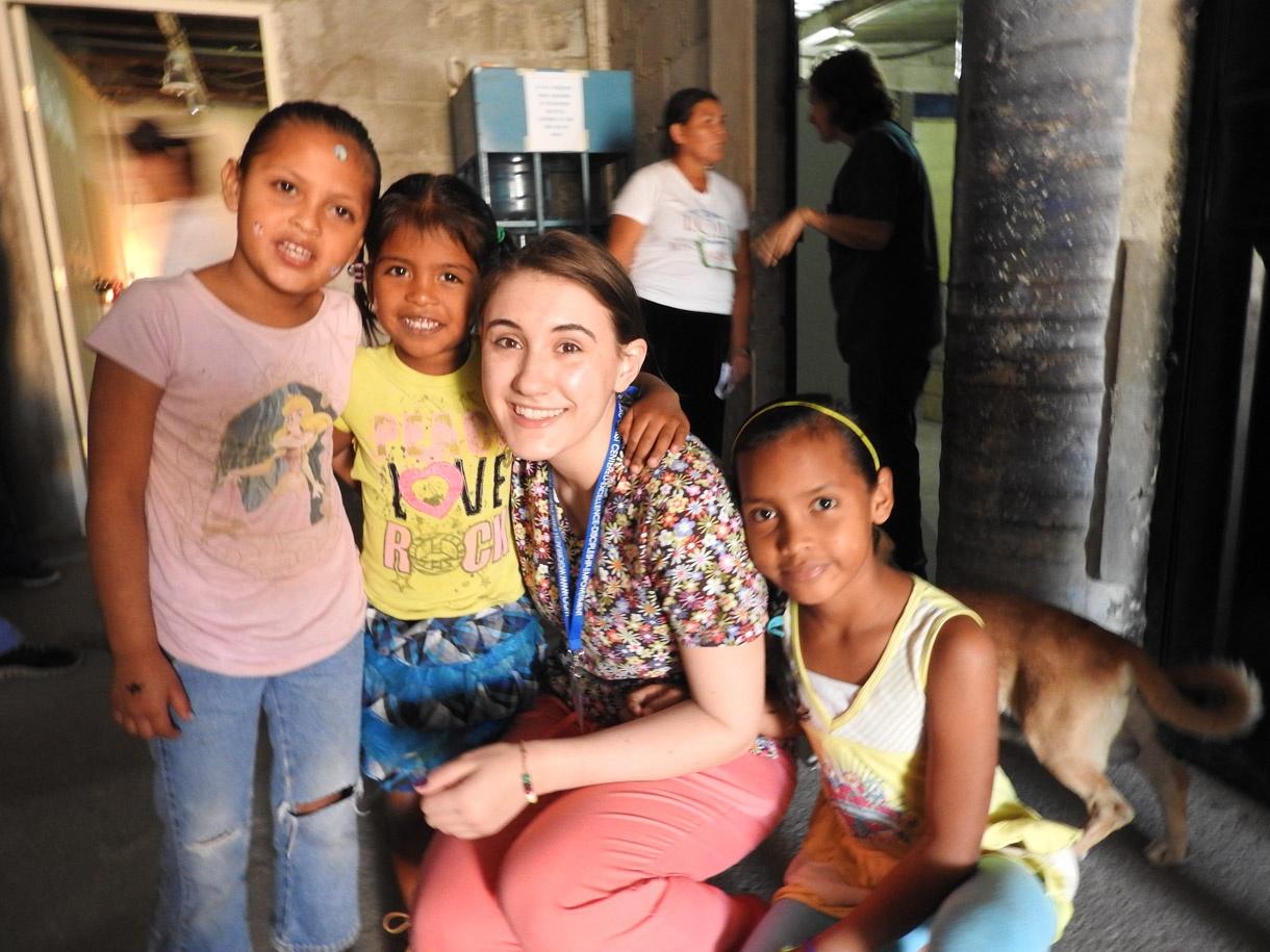 Evie Fordham Honduras Missions Trip Patrick Henry College PHC