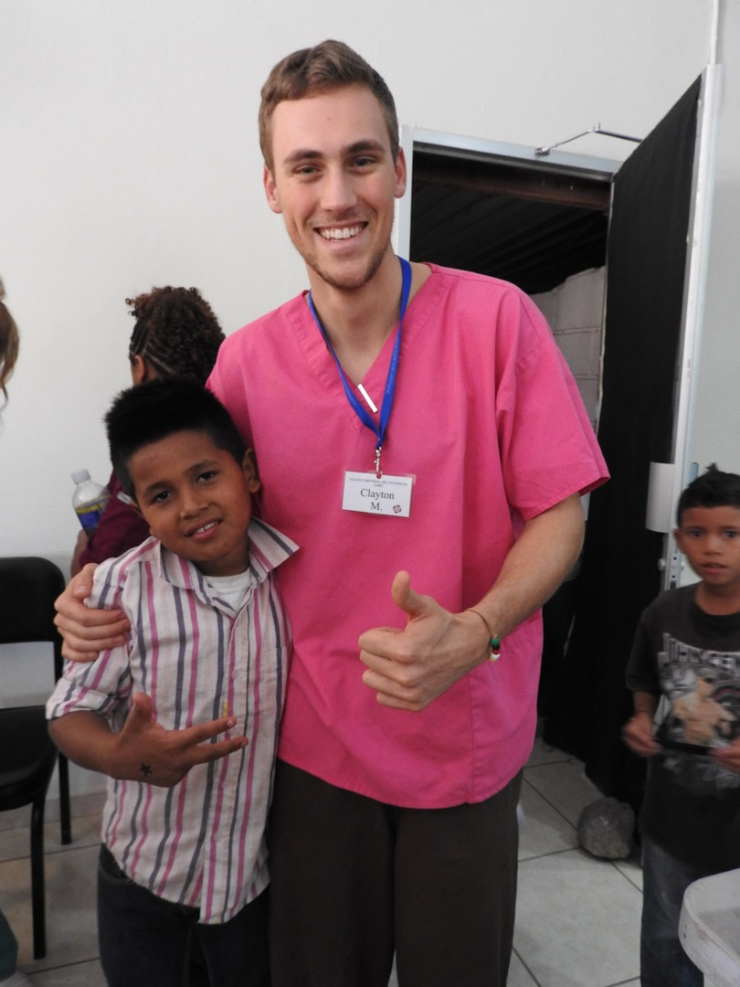 Clayton Millhouse Honduras Missions Trip Patrick Henry College PHC