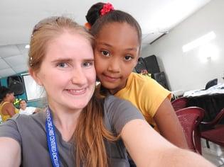 Elyssa Edwards Honduras Missions Trip Patrick Henry College PHC