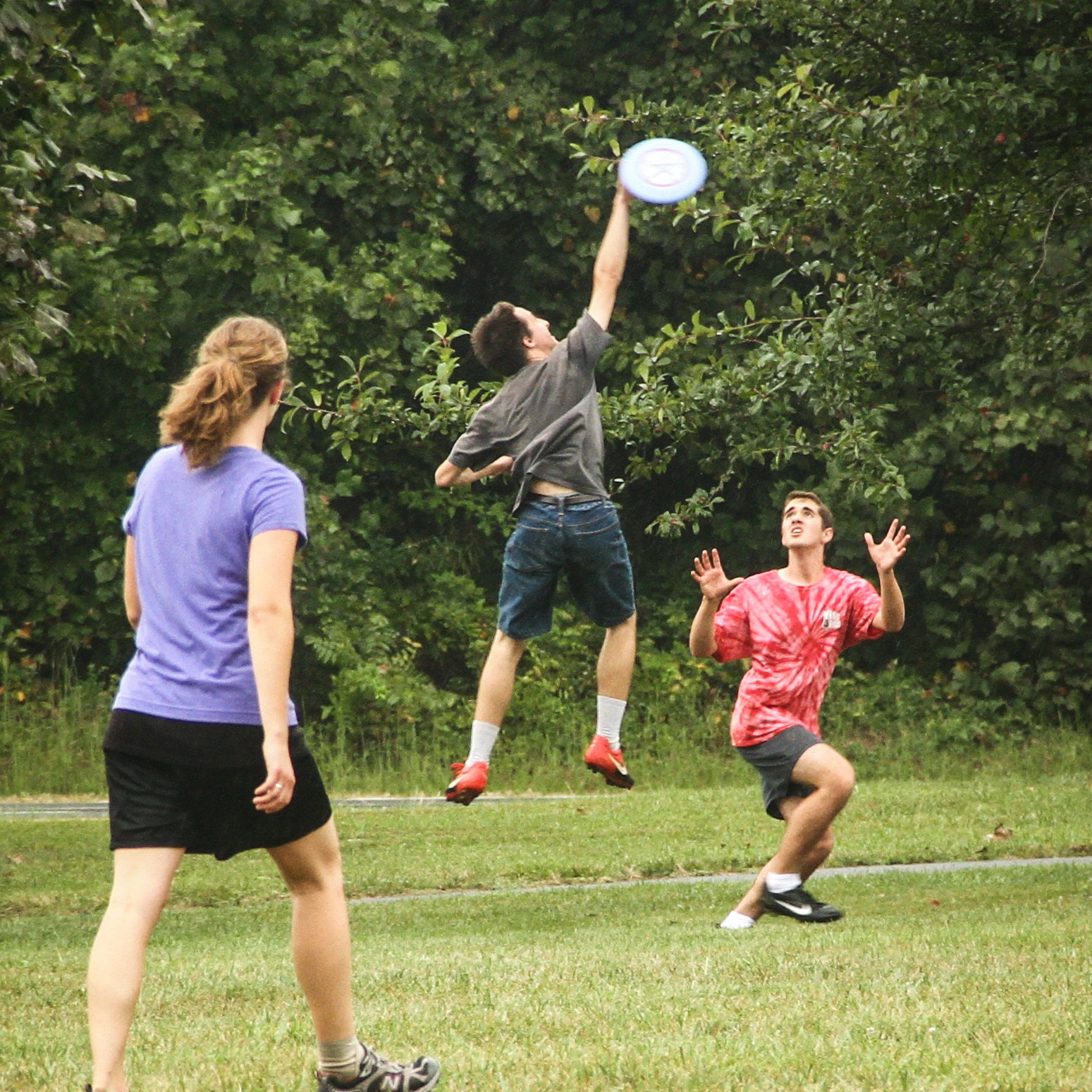 Ultimate Frisbee 2012 Patrick Henry College (PHC)