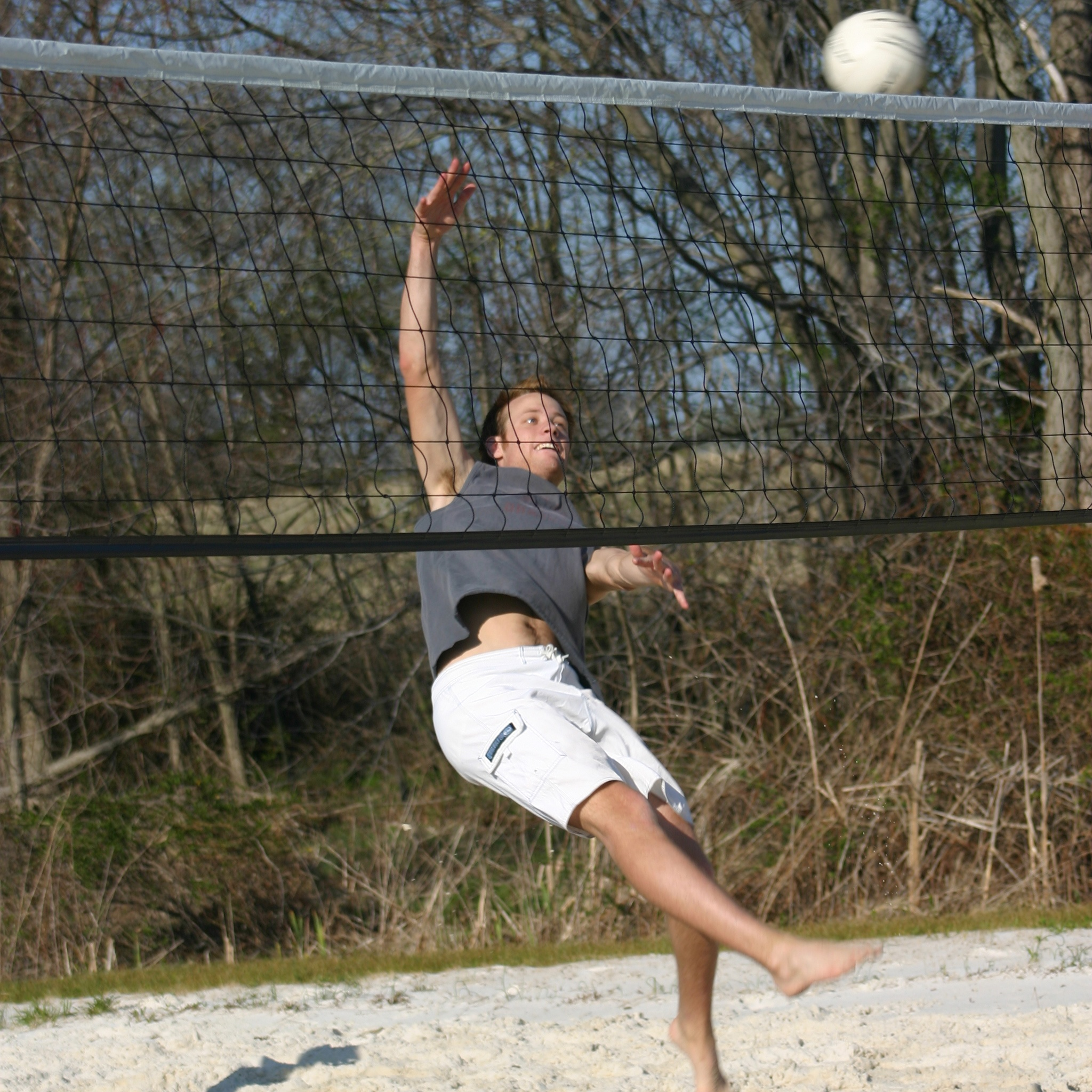 PHC intramural volleyball