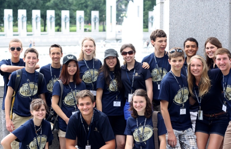 Patrick Henry College Teen Leadership Camps