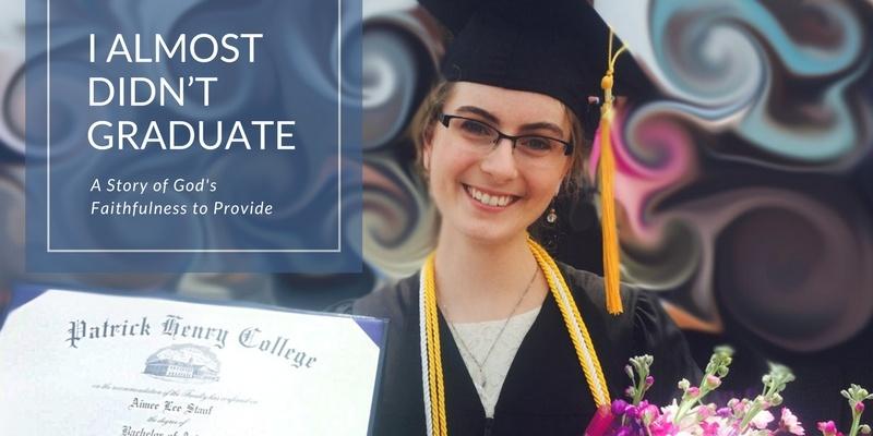 I Almost Didn't Graduate