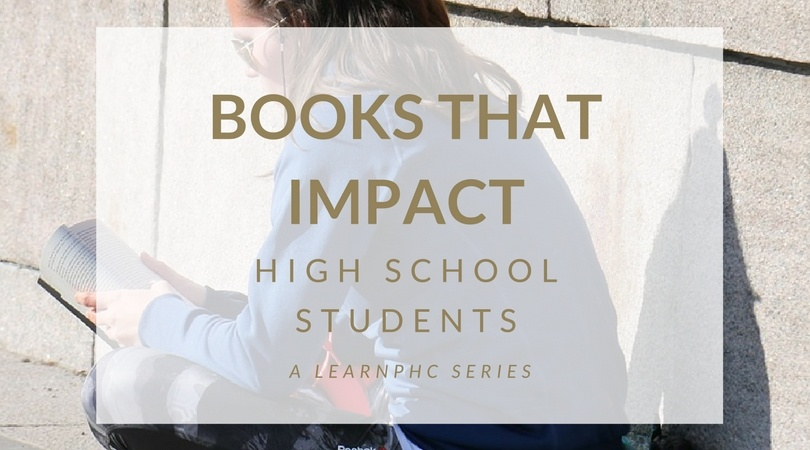 books that impact high school students patrick henry college