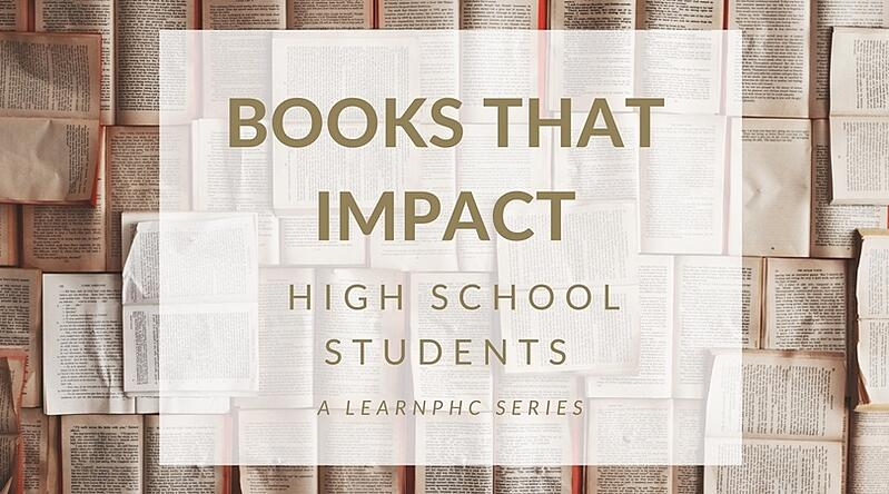 books that impacted high school students patrick henry college phc