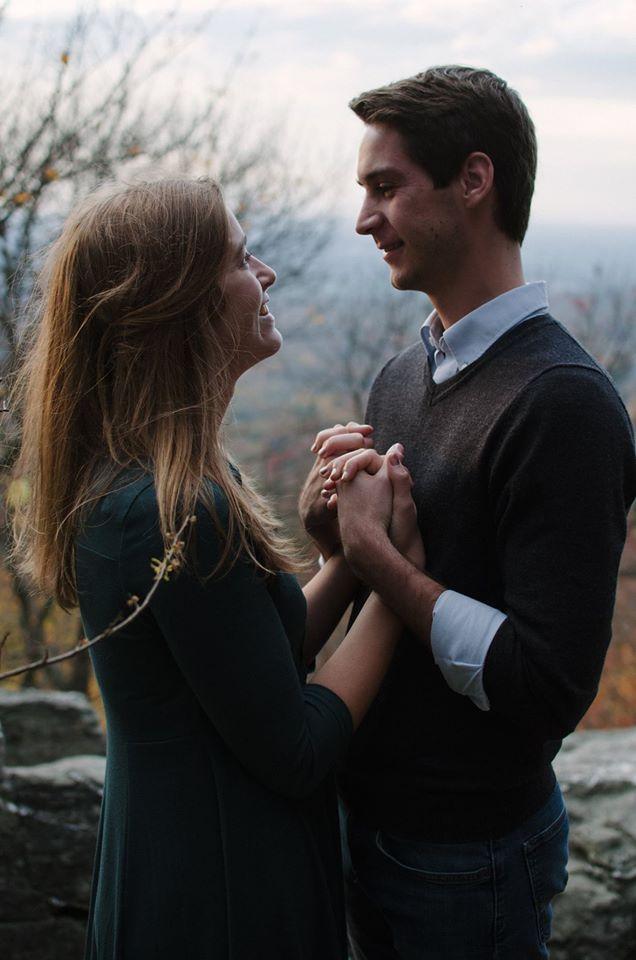 Ethan and Emily Weitz
